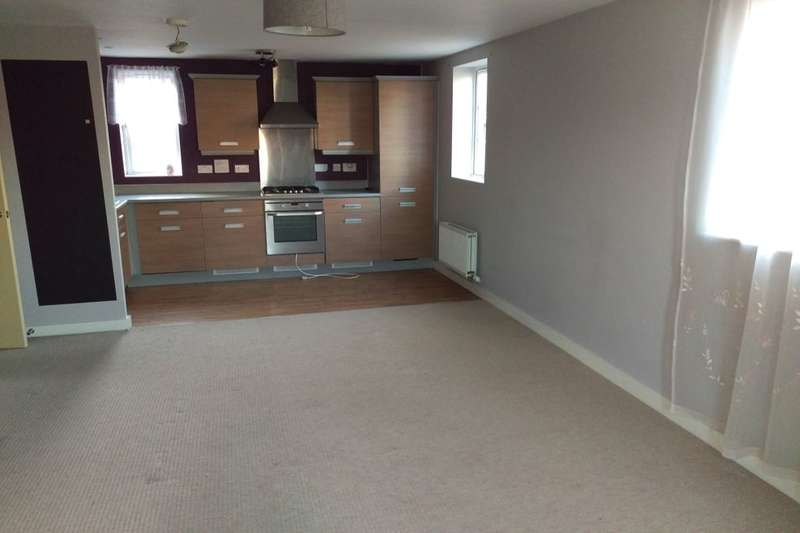 2 Bedrooms Flat for sale in New Lakeside, Hampton Vale, Peterborough, PE7
