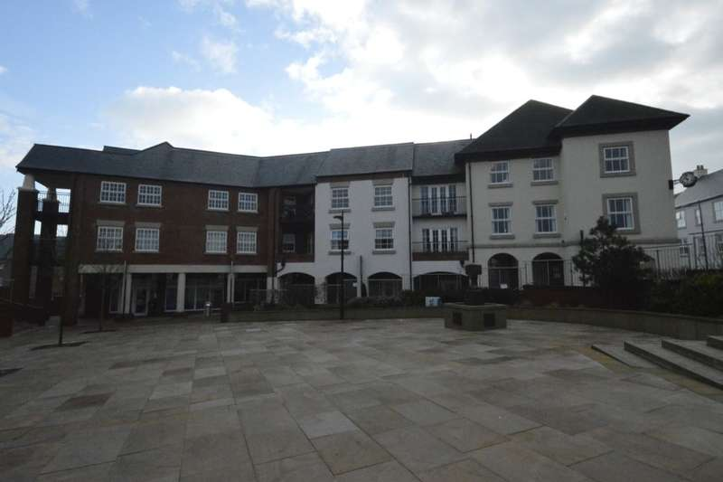 2 Bedrooms Flat for sale in Green Moors, Lightmoor, Telford, TF4