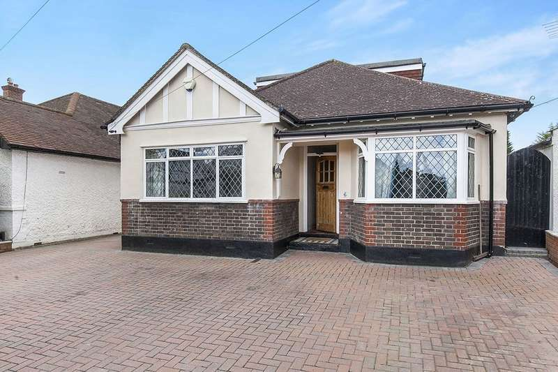 5 Bedrooms Detached Bungalow for sale in Darby Crescent, Sunbury-On-Thames, TW16