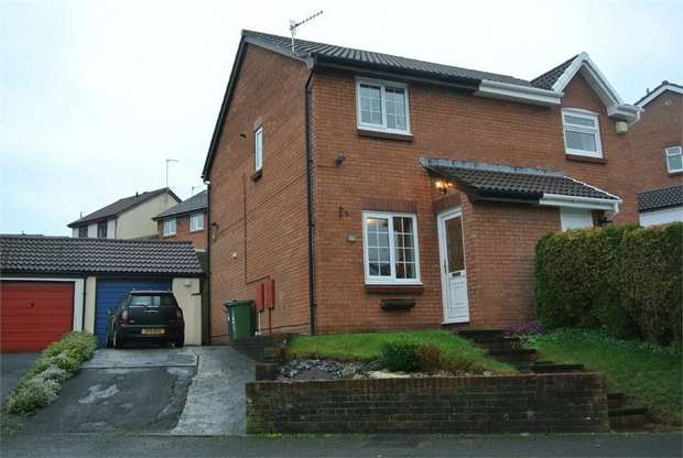 2 Bedrooms Semi Detached House for sale in Chester Close, New Inn, Pontypool