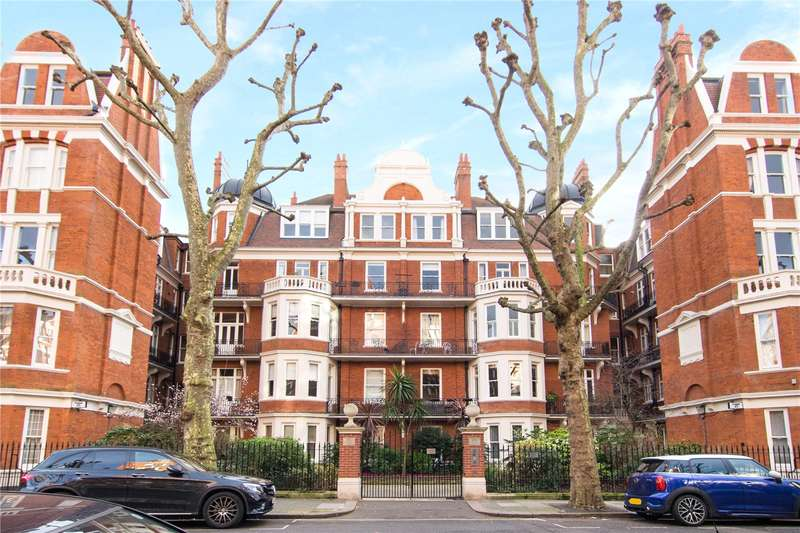 3 Bedrooms Flat for sale in Fitzgeorge Avenue, Brook Green, W14