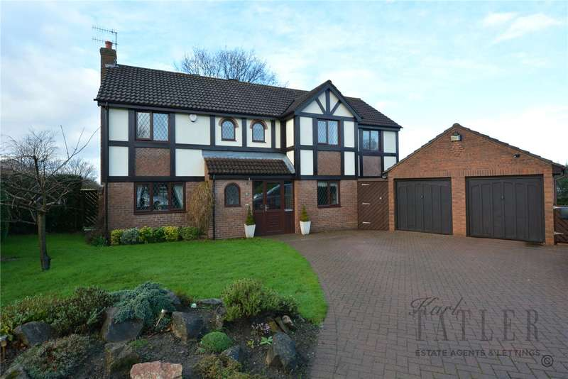 4 Bedrooms Detached House for rent in Hillside View, Oxton, Wirral