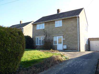 3 Bedrooms Detached House for sale in Martock, Somerset