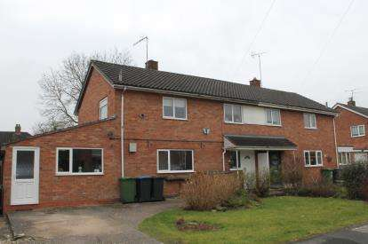 4 Bedrooms Semi Detached House for sale in Baker Avenue, Stratford-Upon-Avon