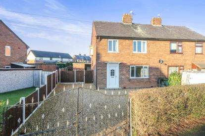 3 Bedrooms Semi Detached House for sale in Maple Grove, Saltney, Chester, Flintshire, CH4