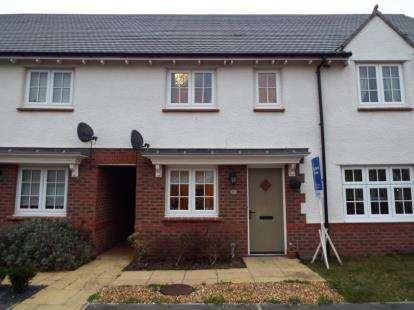 3 Bedrooms Terraced House for sale in Jacobean Way, Buckley, Flintshire, CH7