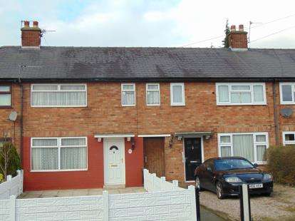 3 Bedrooms Terraced House for sale in Ulverston Avenue, Warrington, Cheshire, WA2