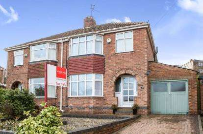 3 Bedrooms House for sale in Howe Hill Close, York, North Yorkshire, England