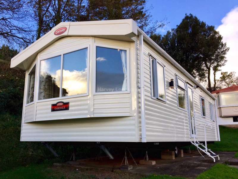 2 Bedrooms Caravan Mobile Home for sale in Waterside Holiday Park, Three Beaches, Dartmouth R, Paignton