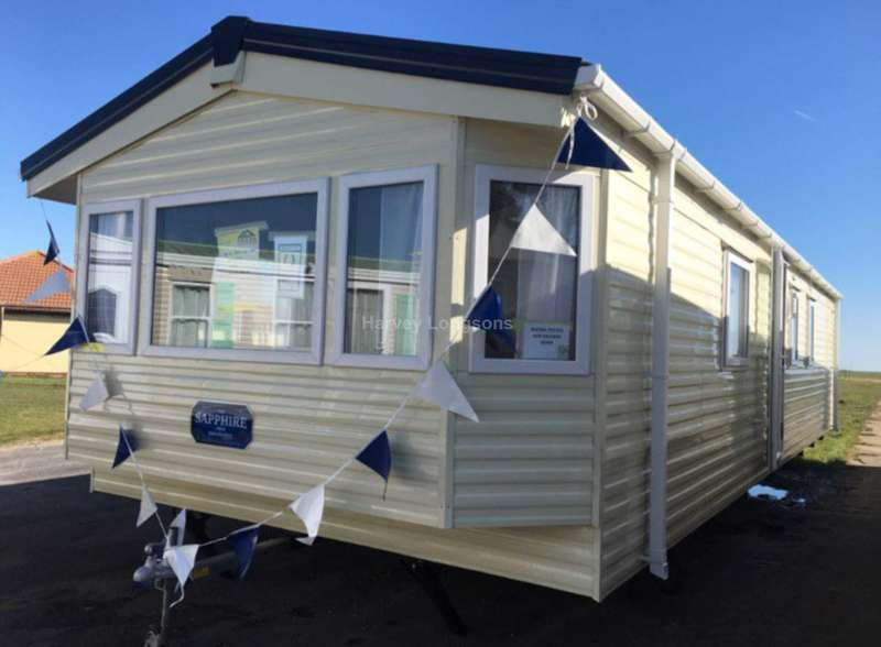 2 Bedrooms Caravan Mobile Home for sale in Tarka Holiday Park, Braunton Rd, Ashford, Barnstaple