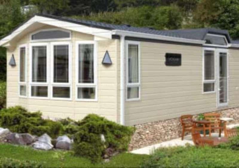 2 Bedrooms Caravan Mobile Home for sale in Coghurst Hall Holiday Park, Ivyhouse Lane, Hastings
