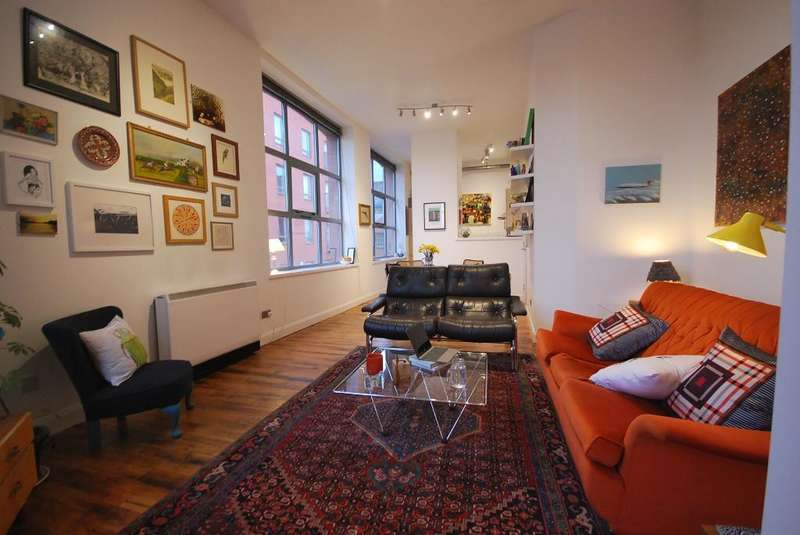2 Bedrooms Flat for sale in Ludgate Hill, Manchester, M4 4TF