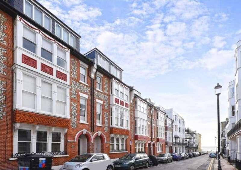 2 Bedrooms Apartment Flat for rent in Burlington Street, Kemp Town, Brighton, BN2 1AU