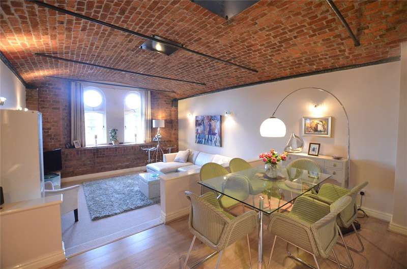 2 Bedrooms Apartment Flat for sale in Waterloo Warehouse, Waterloo Road, Liverpool, L3