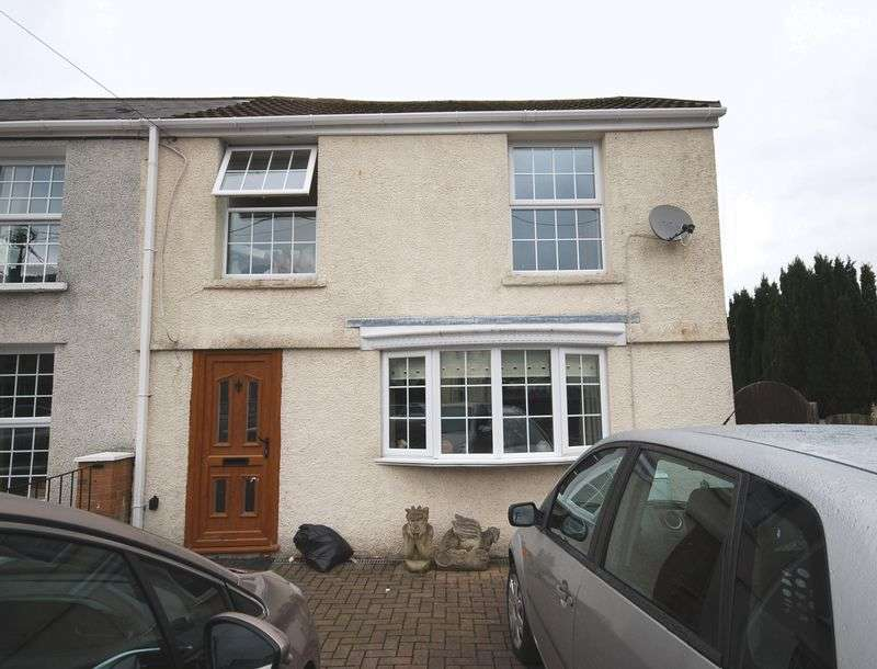 3 Bedrooms Semi Detached House for sale in 2 Cefn Gelli, Cwmgwrach, Neath, SA11 5PD