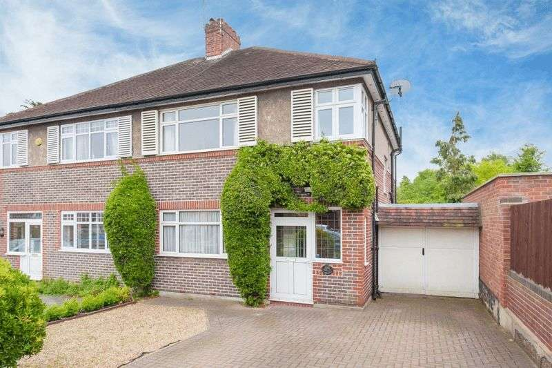 3 Bedrooms Semi Detached House for sale in Eastcote Road, Pinner, Middlesex