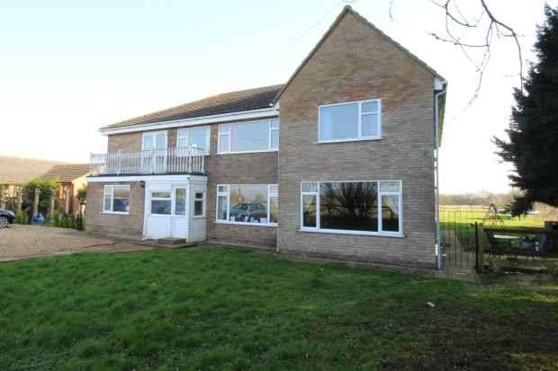 7 Bedrooms Detached House for sale in Barling Drove, Saint James, Lincolnshire, PE12 0JN