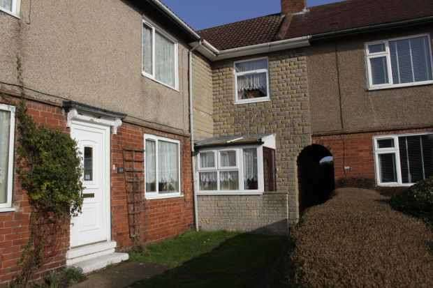 3 Bedrooms Terraced House for sale in Lime Crescent, Mansfield, Nottinghamshire, NG20 0SY