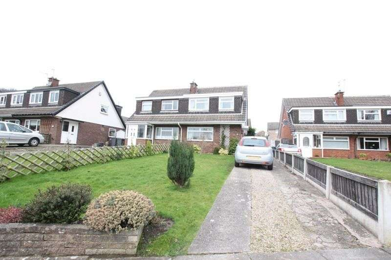 3 Bedrooms Semi Detached House for sale in Picton Close, Oxton, Wirral