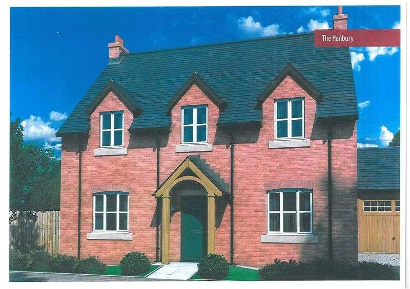 3 Bedrooms Detached House for sale in Plot 58 Hanbury Peacehaven, Willington