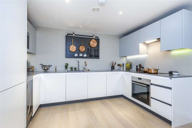 3 Bedrooms Flat for sale in City Wharf, Wharf Road, London, N1