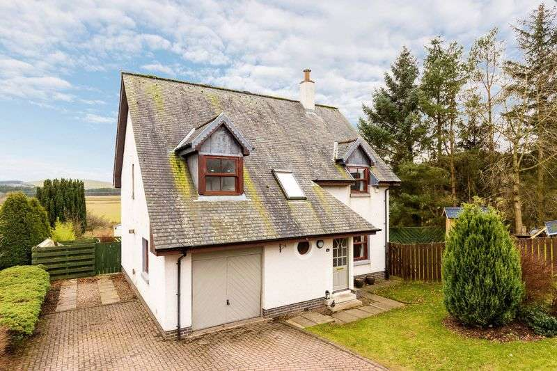 4 Bedrooms House for sale in 6 The Old Creamery, Dolphinton, West Linton, EH46 7HQ