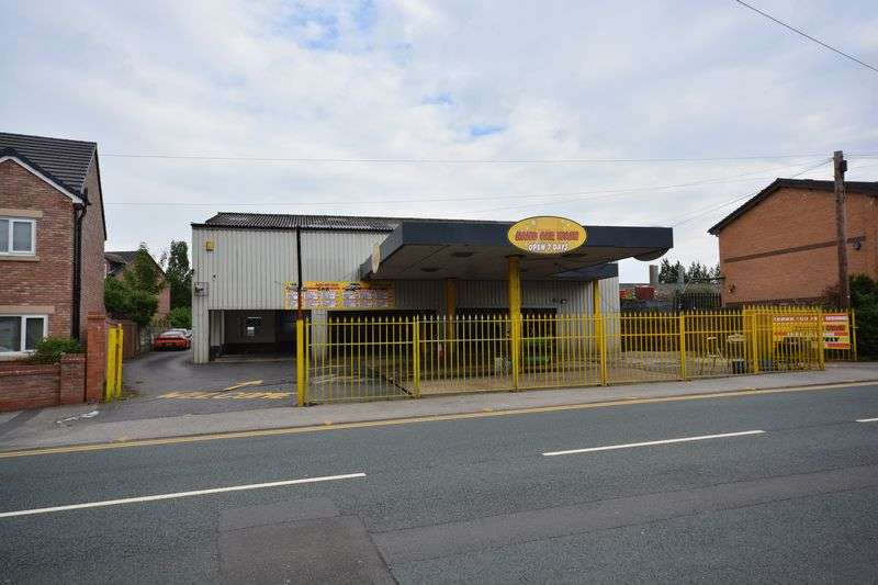 Land Commercial for sale in Newton Road, Lowton, Warrington