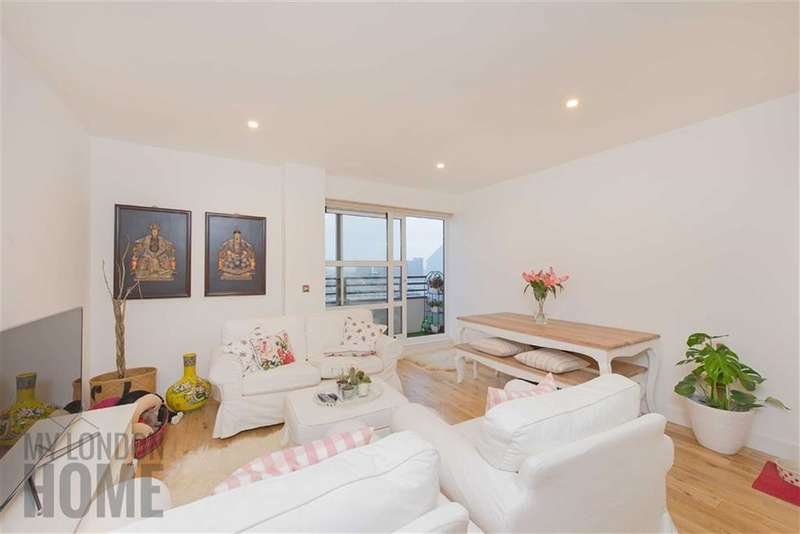 2 Bedrooms Property for sale in This Space, 3 Cornell Square, Vauxhall, London, SW8