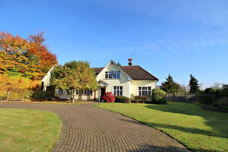 5 Bedrooms Detached House for sale in School Lane, Offley, Hitchin, SG5