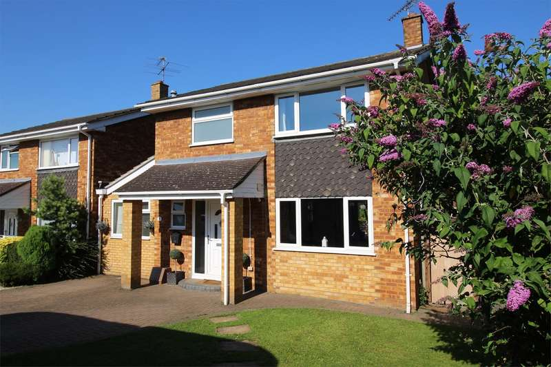 4 Bedrooms Detached House for sale in Portman Close, Hitchin, SG5