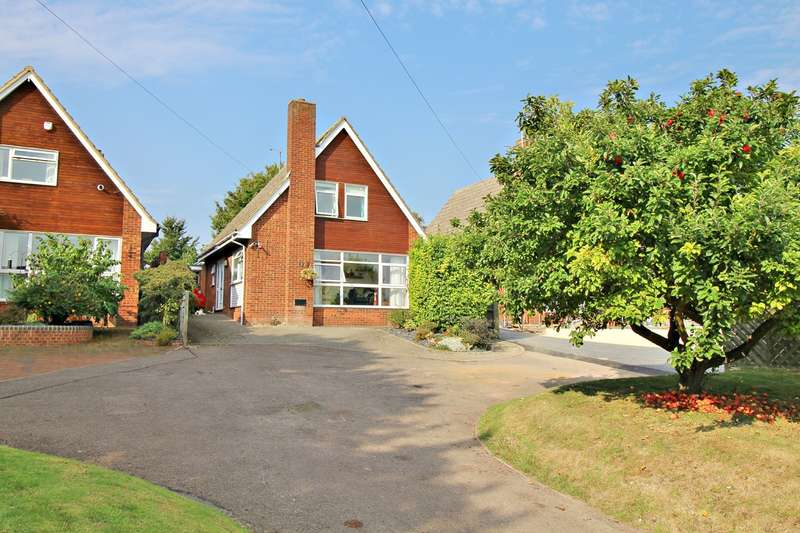4 Bedrooms Detached House for sale in High Street, Pirton, Hitchin, SG5