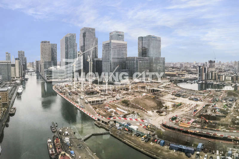 Flat for sale in 10 Park Drive, Canary Wharf