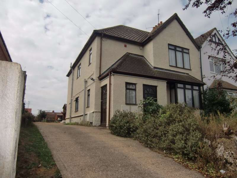 2 Bedrooms Maisonette Flat for sale in Ampthill Road, Maulden, Bedford, MK45