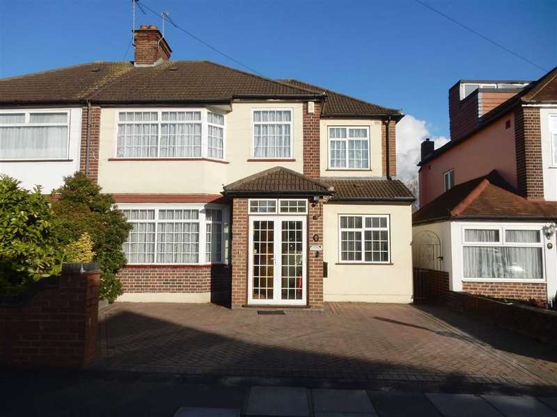 5 Bedrooms Property for sale in Dorset Avenue, Southall, Middlesex