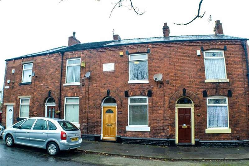 2 Bedrooms Property for sale in Earle Street, Ashton-under-lyne, Lancashire, OL7