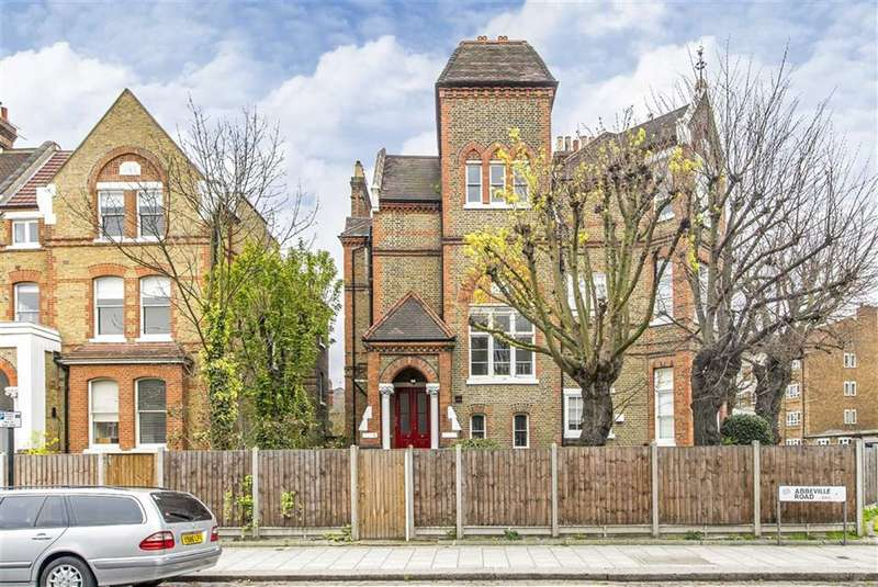 2 Bedrooms Flat for sale in Abbeville Road, Abbeville Village, London, SW4
