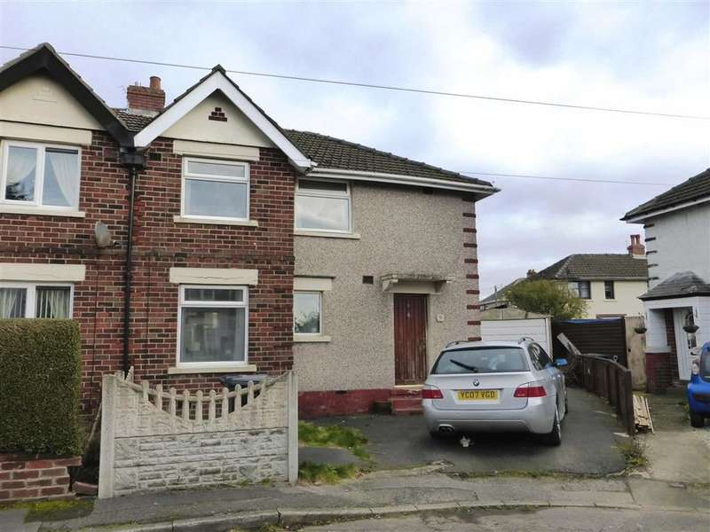 3 Bedrooms Semi Detached House for sale in Ravens Close, Lancaster, LA1
