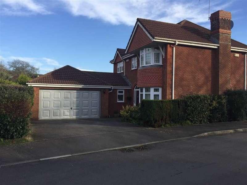 4 Bedrooms Property for sale in Ffordd Dryden, Killay
