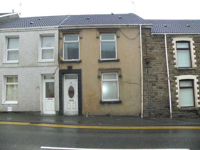 2 Bedrooms Property for sale in Llandafen Road, Llanelli