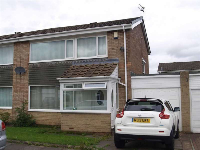 3 Bedrooms Property for sale in Gowanburn, Cramlington