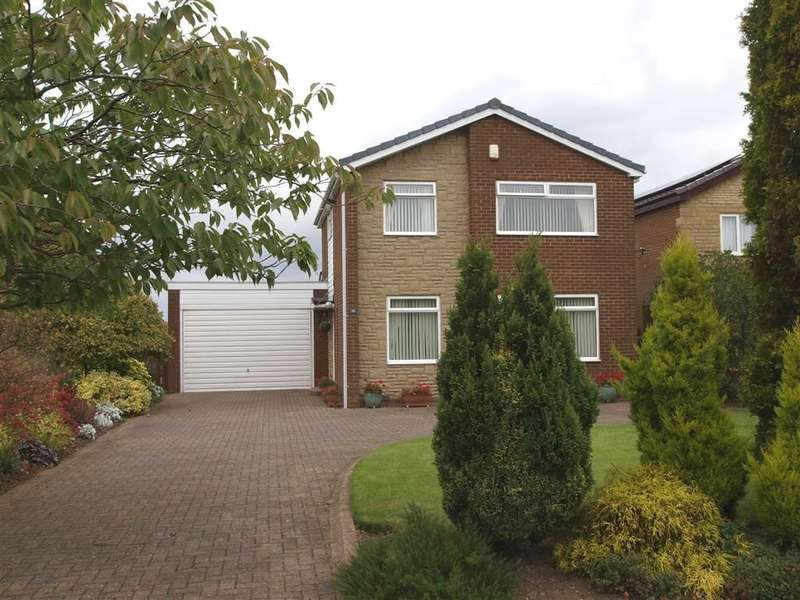 4 Bedrooms Detached House for sale in Ripley Drive, Cramlington