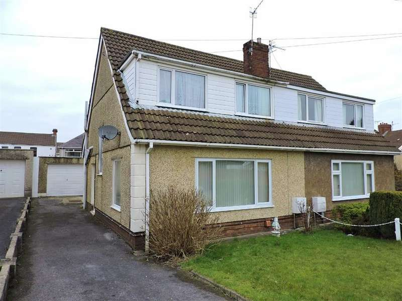 3 Bedrooms Property for sale in Heol Maes Y Bryn, Loughor