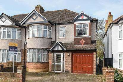 6 Bedrooms Semi Detached House for sale in The Grove, West Wickham