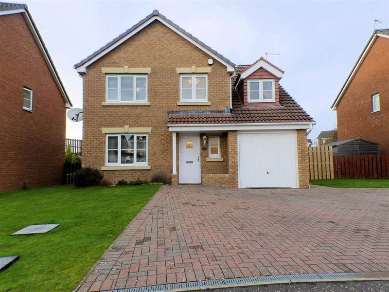 5 Bedrooms Detached House for sale in Cornfoot Crescent, Game Keepers Wynd, EAST KILBRIDE
