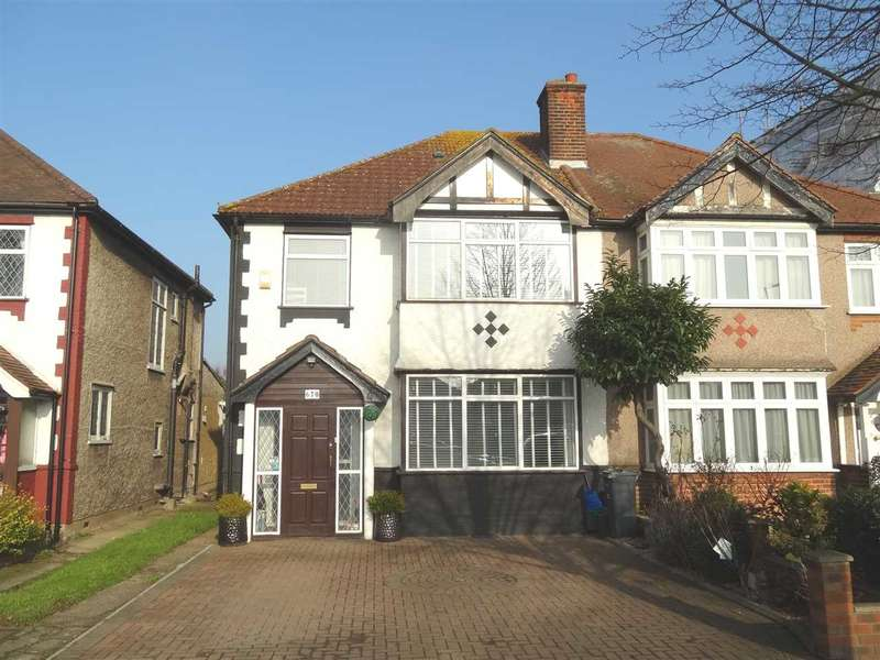 5 Bedrooms Semi Detached House for sale in Great West Road, Next to Osterley Tube Station