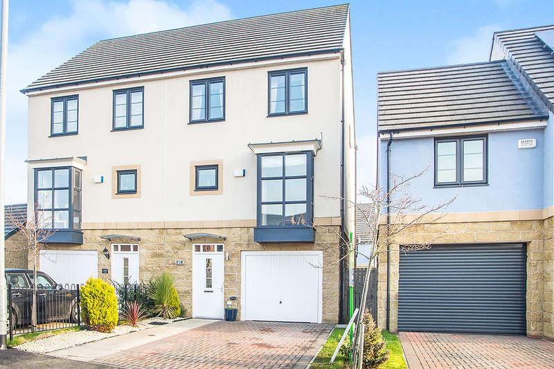 3 Bedrooms Semi Detached House for sale in King Oswald Drive, Stella Park, Blaydon-On-Tyne, NE21