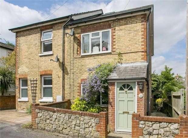 3 Bedrooms Cottage House for sale in 73 Bethel Road, SEVENOAKS, Kent