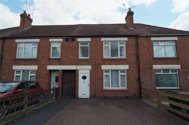 3 Bedrooms Terraced House for sale in Beake Avenue, Radford, COVENTRY