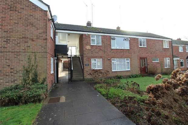 1 Bedroom Flat for sale in Fenside Avenue, COVENTRY