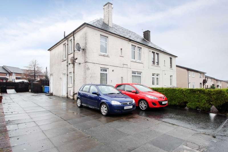 2 Bedrooms Flat for sale in Stirling Road, Tullibody, Alloa, Clackmannanshire, FK10 2QD